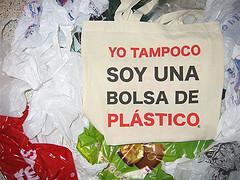 No soy una bolsa de plastico